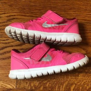 Girls Nike Sneakers size 8